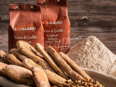 Molino Squillario: farine di qualità