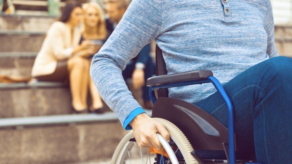 lavorare invalidità